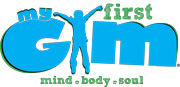 My First Gym Franchise Logo
